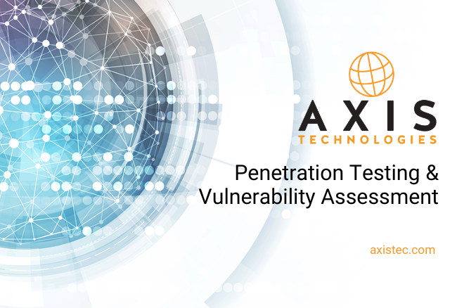 Axis Technologies Penetration Testing