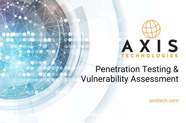 Axis Technologies Pen Testing Services